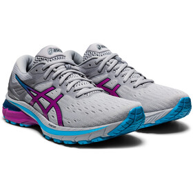 asics GT-2000 9 Shoes Women, piedmont grey/digital grape
